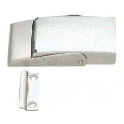 Sugatsune - STF-100 - Draw Non-locking Draw Latch, 3-15/16H x 2-3/64W, Polished Finish