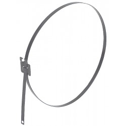 Band-IT - GRE115 - 24 In. Nylon 11 Coated Stainless Steel Zip Tie