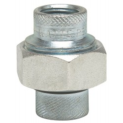 Watts Water Technologies - 1 LF 3004-1 - 1 Malleable Iron, Galvanized Steel Dielectric Union with FIP x FIP Fitting Connection Type
