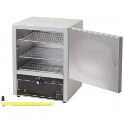 Humboldt - 5DNW7 - 0.7 Cu. Ft. Gravity Laboratory Oven Convection, 17.5H x 14 W x 12.3 D