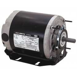 A.O. Smith - ARB2024L4 - 1/4 HP Belt Drive Motor, Split-Phase, 1725 Nameplate RPM, 115/208-230 Voltage, Frame 48Y