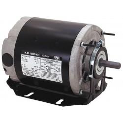 A.O. Smith - ARB2026SLV1 - 1/4 HP Belt Drive Motor, Split-Phase, 1140 Nameplate RPM, 115/208-230 Voltage, Frame 48Y