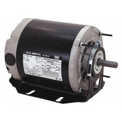A.O. Smith - ARB2034L5 - 1/3 HP Belt Drive Motor, Split-Phase, 1725 Nameplate RPM, 115/208-230 Voltage, Frame 56Z