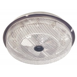 Broan-NuTone - 157 - Electric Radiant Ceiling Heater, Surface, Heater Voltage 120VAC, Watts 1250, BtuH 4266