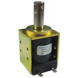 Guardian Electric - 4-C-12D - Solenoid, 12VDC Coil Volts, Stroke Range: 1/8 to 1, Duty Cycle: Continuous