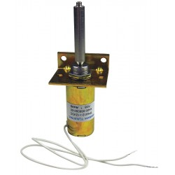 Guardian Electric - TP12X19-I-12D - Solenoid, 12VDC Coil Volts, Stroke Range: 1/8 to 1, Duty Cycle: Intermittent