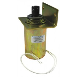 Guardian Electric - LT12X19-I-12D - Solenoid, 12VDC Coil Volts, Stroke Range: 1/8 to 1, Duty Cycle: Intermittent