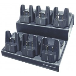 Vertex Standard - VAC6300B - Multi Unit Charger, 6 Units, For VX-231