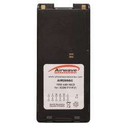 Airwave Accessories - AIR209SC - Nickel Cadmium 7.2 Voltage Battery Pack