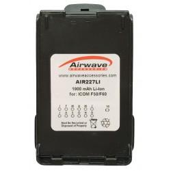 Airwave Accessories - AIR227LI - Lithium-Ion 7.4 Voltage Battery Pack