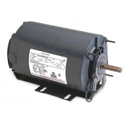 A.O. Smith - 927L - 1/4, 1/14 HP Belt Drive Motor, Split-Phase, 1725/1140 Nameplate RPM, 115 Voltage, Frame 48Z