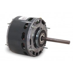 A.O. Smith - 443B - 1/4 HP Direct Drive Blower Motor, Permanent Split Capacitor, 1075 Nameplate RPM, 208-230 Voltage