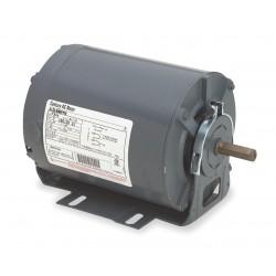 A.O. Smith - 927AL - 1/4, 1/12 HP Belt Drive Motor, Split-Phase, 1725/1140 Nameplate RPM, 230 Voltage, Frame 48