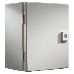 Rittal - JB060403HC - 5.90 x 3.90 x 2.00 Carbon Steel Enclosure