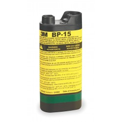 3M - BP-15 - Respirator Replacement Nihm Battery Combination Cartridge Breathe-easy 3m, Ea