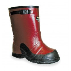 Honeywell - 21406WT 12 - Red/Black Dielectric Overboots, Size: 12, 14 Height