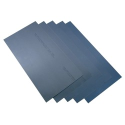 Precision Brand - 22570 - Stainless Steel Shim Stock Sheet, 302 Grade, 0.0150 Thickness, 0.001 Thickness Tolerance