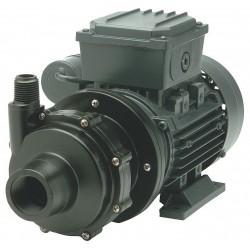 Finish Thompson - DB4V-T-M613 - 1/4 HP PVDF 115V Magnetic Drive Pump, 29 ft. Max. Head