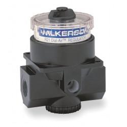 Wilkerson - R21-03-000 - 3/8 General Purpose Air Regulator , 180 cfm Max. Flow (Regulators)