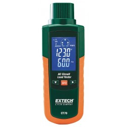 Extech Instruments - CT70 - AC Circuit Analyzer, 90 to 240V