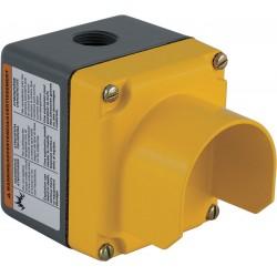 Telemecanique / Schneider Electric - 9001KYG1Y - Pushbutton Enclosure, 4 NEMA Rating, Number of Columns: 1