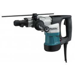 Makita - HR4041C - Spline Rotary Hammer Kit, 12.0 Amps, 1300 to 2600 Blows per Minute, 120 Voltage
