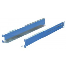Rittal - 9963499 - Heavy Duty Support Rails (Telescopic Slides)
