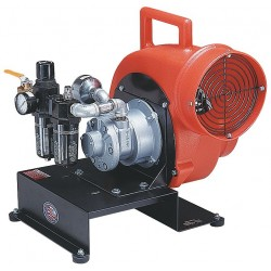 Allegro - 9508 - Confined Space Blower, 1/4 HP