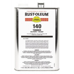 Rust-Oleum - 140402 - Paint Thinner, 1 gal.