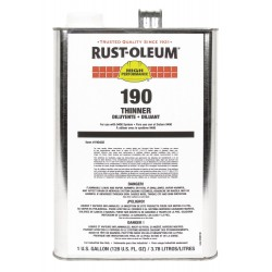 Rust-Oleum - 190402 - Paint Thinner, 1 gal.