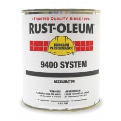 Rust-Oleum - 9402730 - Clear Urethane Paint Accelerator, Glycol Base Type, Size: 8 oz.