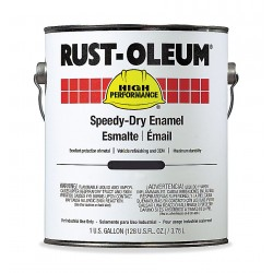 Rust-Oleum - 1510402 - High Gloss Chrome Exterior Paint, 1 gal.