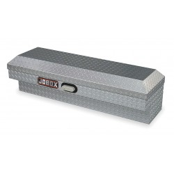 Jobox - JAN1445980 - Aluminum Innerside Truck Box, Silver, Single, 3.6 cu. ft.