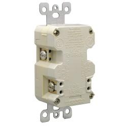 Leviton - 5280-I - Leviton 5280-I Power Socket - NEMA 5-15R - 15 A