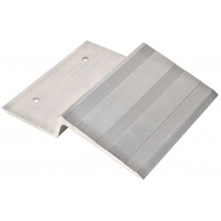 Other - 5JDT2 - Alum Ramp Plate, 750lb, Checker Plate