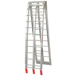 Other - 5JDT5 - Folding Alum Ramp, Bi-Fold, 500Lb