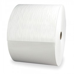 Georgia Pacific - 25060 - White Hydroentangled Fiber Shop Towel Roll, Number of Sheets 800