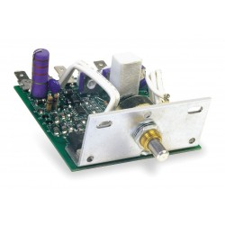 Dart Controls - 13DV1A - DC Speed Control, Chassis, 10/20VDC Shunt Wound Volts, 0 to 11/22VDC Voltage Output, 2 Max. Amps