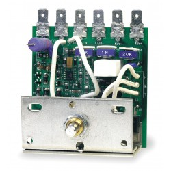 Dart Controls - 13DV2A - DC Speed Control, Chassis, 10/20VDC Shunt Wound Volts, 0 to 11/22VDC Voltage Output, 2 Max. Amps
