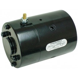 Prestolite Motors - MUE-6301 - 1-3/5 Wound Field DC Wound Field Motor, CCWSE Rotation, 6-13/16 Overall Length