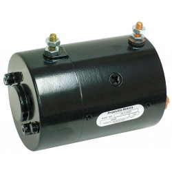 Prestolite Motors - MUV-6301 - 1-3/5 Wound Field DC Wound Field Motor, CW/CCW Rotation, 6-3/4 Overall Length