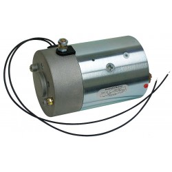 Prestolite Motors - MMY-6304 - 2 Wound Field DC Wound Field Motor, CCWSE Rotation, 7-7/16 Overall Length