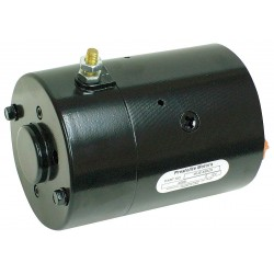 Prestolite Motors - MUE-6302 - 1-3/5 Wound Field DC Wound Field Motor, CCWSE Rotation, 6-3/4 Overall Length