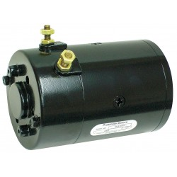 Prestolite Motors - MUE-6303 - 1-3/5 Wound Field DC Wound Field Motor, CWSE Rotation, 6-5/16 Overall Length