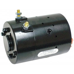 Prestolite Motors - MUE-6319 - 1-3/5 Wound Field DC Wound Field Motor, CCWSE Rotation, 6-13/16 Overall Length