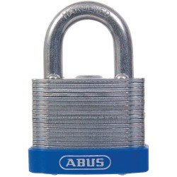 ABUS - 41/45 KD - Different-Keyed Padlock, Open Shackle Type, 7/8 Shackle Height, Silver