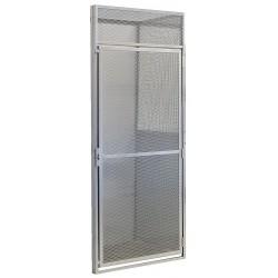 Hallowell - BSL366090-R-1A-PL - Add-On Bulk Storage Locker, 1 Tier, Metal