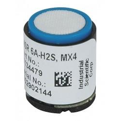 Industrial Scientific - 17134479 - Industrial Scientific Replacement Portable Hydrogen Sulphide Sensor For Use With Ventis MX4 Multi-Gas Monitors, ( Each )