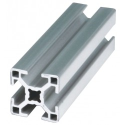 80/20 - 30-3030-4M - Extrusion, T-Slotted, 30S, 4M L, 30 mm W