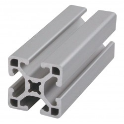 80/20 - 1515-LS-72 - Extrusion, 15S, 72 In L, 1.5 In W, 1.5 In H